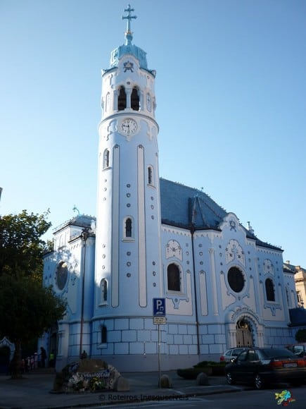 Modrý kostolík - Bratislava