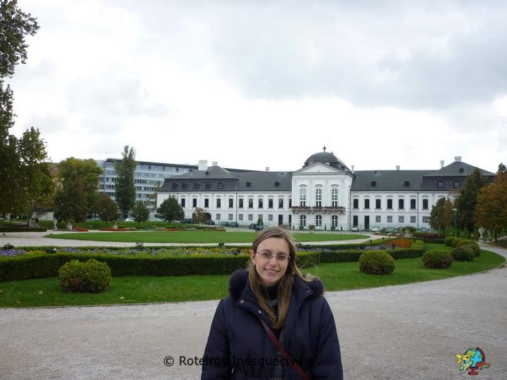 Prezidentska Zahrada - Bratislava