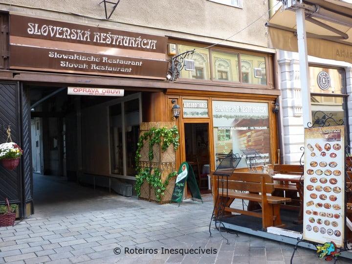 Slovenská Reštaurácia - Bratislava