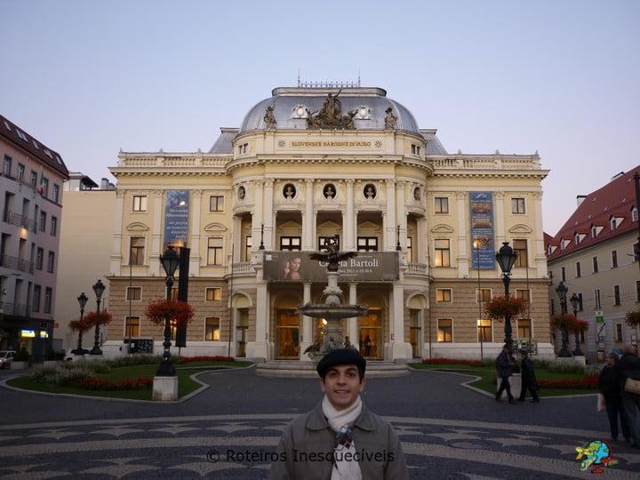 Slovenské národné divadlo - Bratislava
