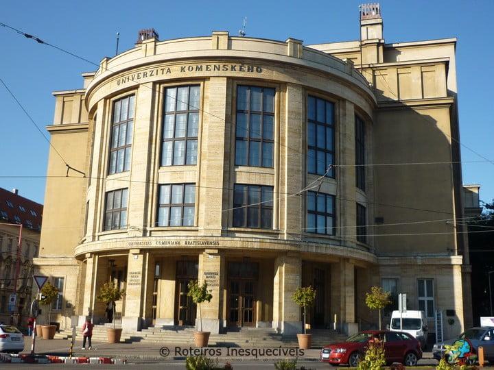 Univerzita Komenského v Bratislave - Bratislava
