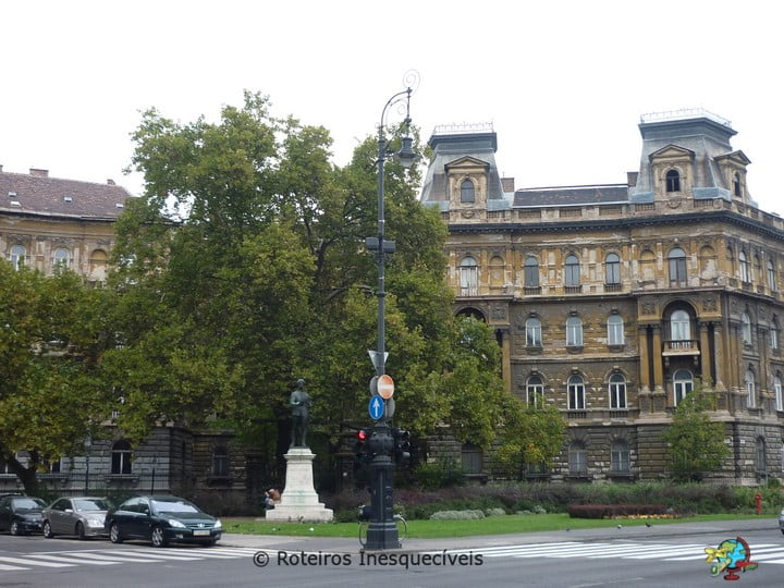 Andrássy út - Budapeste - Hungria