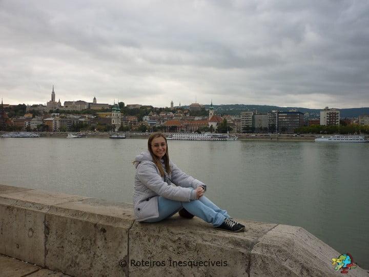 Danubio e Buda - Budapeste - Hungria