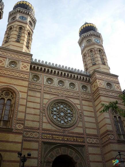 Dohány utcai Zsinagóga - Budapeste - Hungria