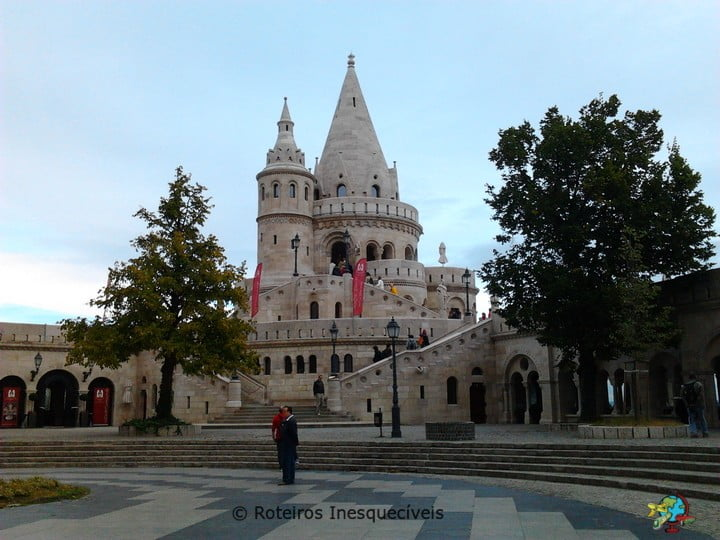 Halászbástya - Budapeste - Hungria