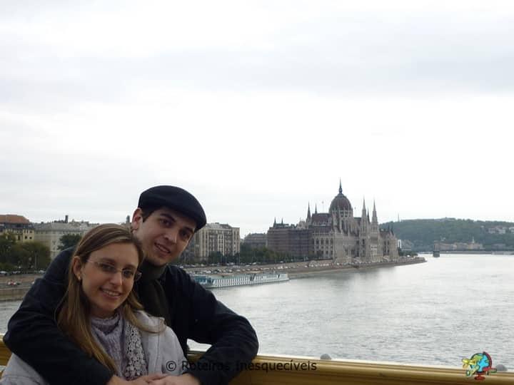 Margit híd - Budapeste - Hungria