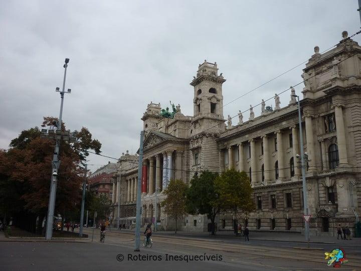 Néprajzi Múzeum - Budapeste - Hungria