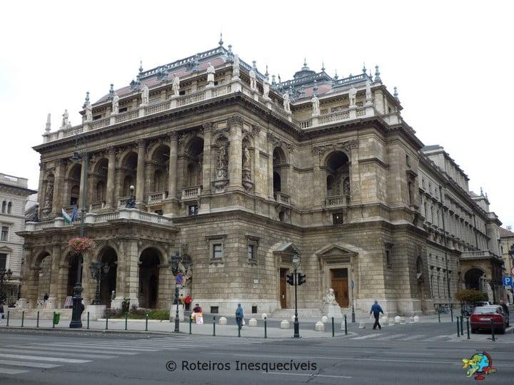 Opera - Budapeste - Hungria