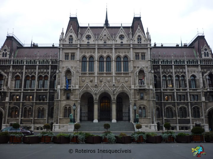 Országház - Budapeste - Hungria