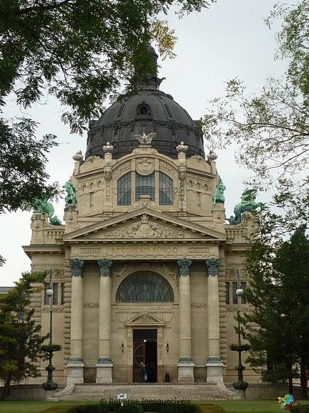 Széchenyi - Budapeste - Hungria