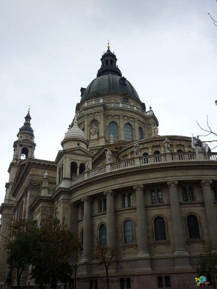 Szent István-bazilika - Budapeste - Hungria