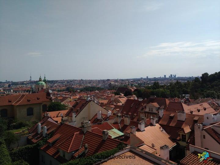 Castelo - Praga - República Tcheca