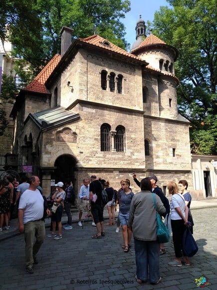 Klaus Synagoga - Praga - Republica Tcheca