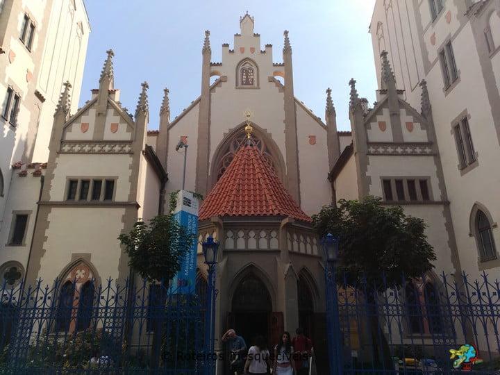 Maiselova synagoga - Praga - Republica Tcheca