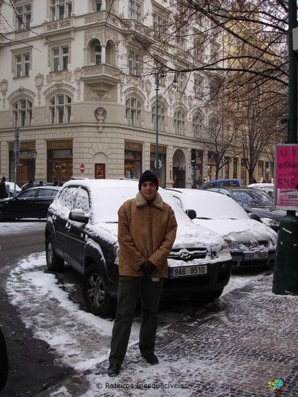Pařížská - Praga - Republica Tcheca
