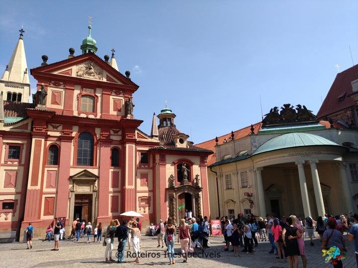 Bazilika svatého Jiří - Praga - Republica Tcheca