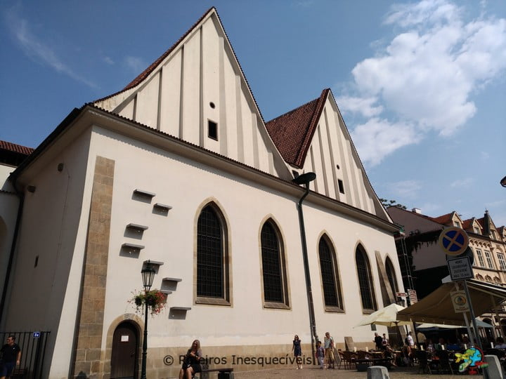 Betlémská kaple - Praga - Republica Tcheca