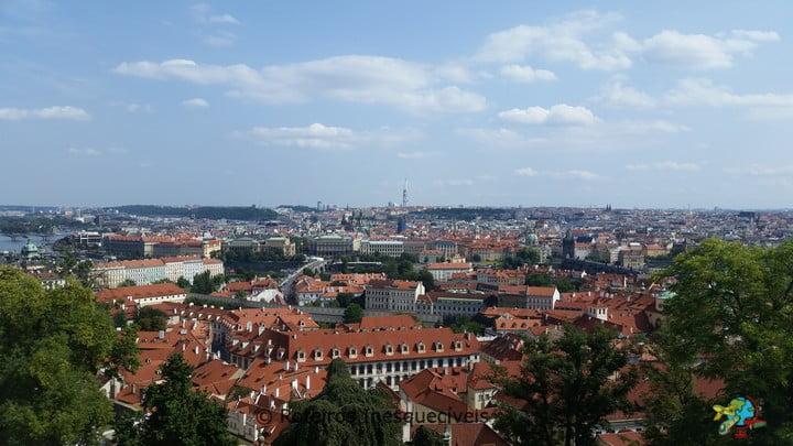 Castelo - Praga - Republica Tcheca