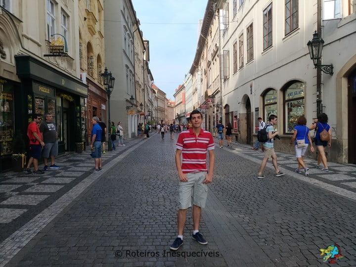 Celetna - Praga - Republica Tcheca