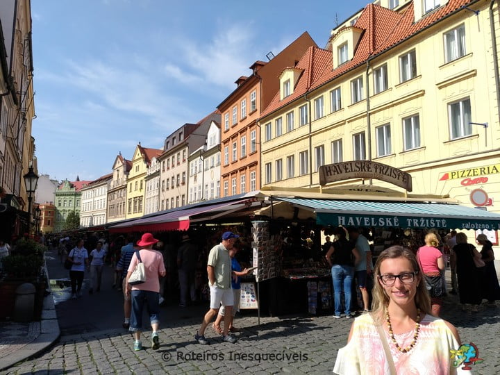 Havelské tržiště - Praga - Republica Tcheca