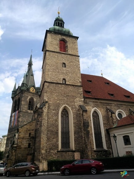 Svatý Jindřich a svatá Kunhuta - Praga - Republica Tcheca