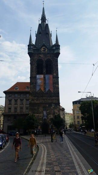 Jindřišská věž - Praga - Republica Tcheca