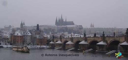 Karlův most - Praga - Republica Tcheca