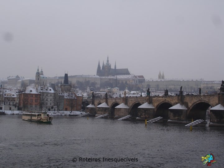 Karlův most - Praga - Republica Tcheca