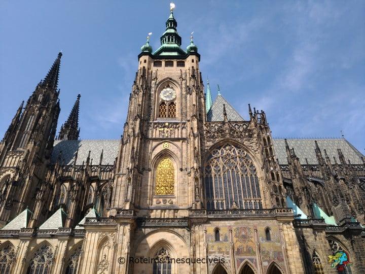 Katedrála Sv. Víta - Praga - República Tcheca