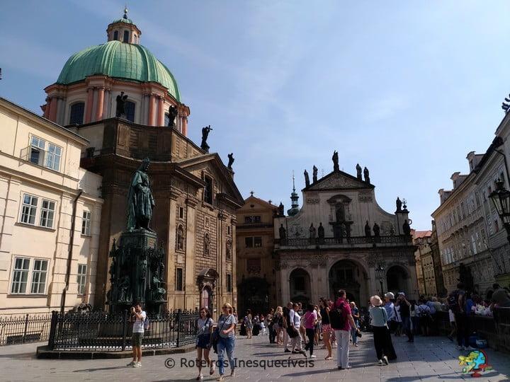 Kostel Nejsvětějšího Salvátora - Praga - Republica Tcheca