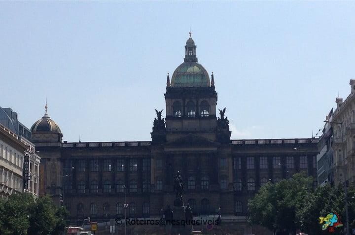Národní muzeum - Praga - Repulica Tcheca