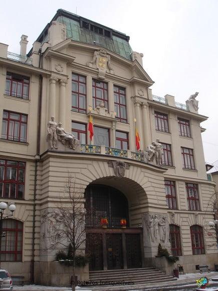 Nová radnice - Praga - Republica Tcheca