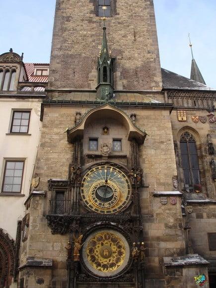 Pražský orloj - Praga - Republica Tcheca