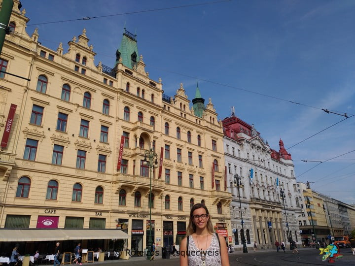 Náměstí Republiky - Praga - Republica Tcheca