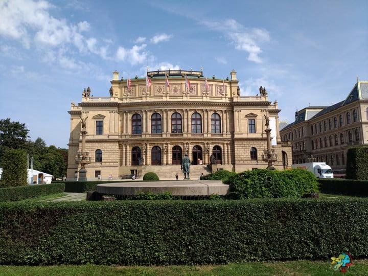 Rudolfinum - Praga - Republica Tcheca