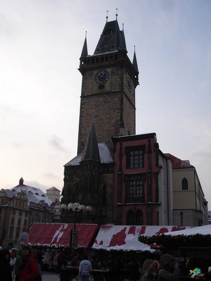 Staroměstská radnice - Praga - Republica Tcheca