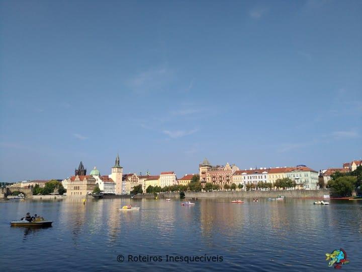Střelecký ostrov - Praga - Republica Tcheca