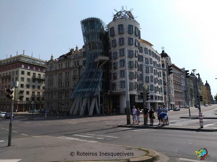 Tančící dům - Praga - Republica Tcheca