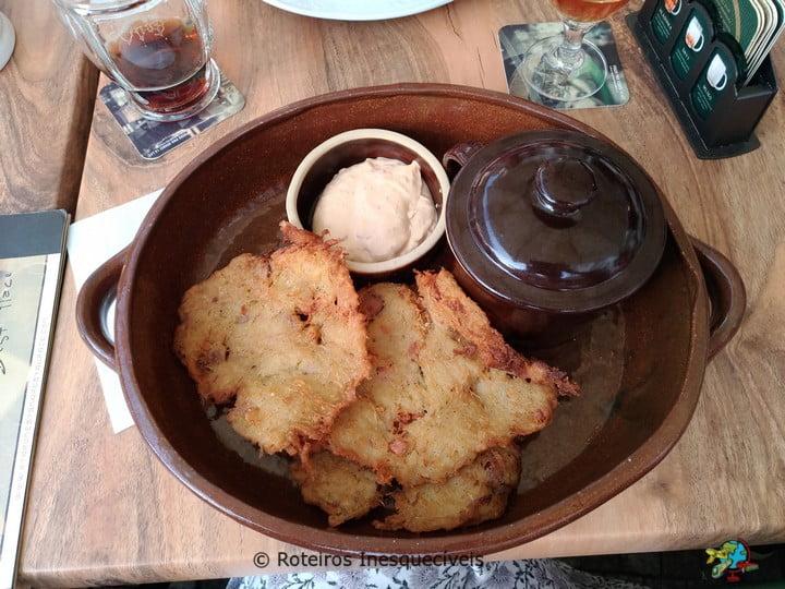 Staromestska Restaurace - Praga - Republica Tcheca