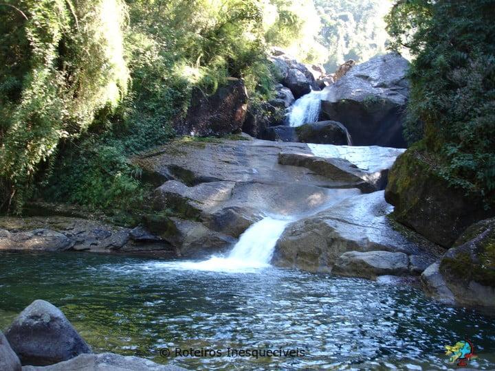 Cachoeira Itaporani - Parque Nacional do Itatiaia