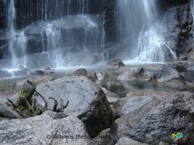 Cachoeira Véu da Noiva - Parque Nacional do Itatiaia
