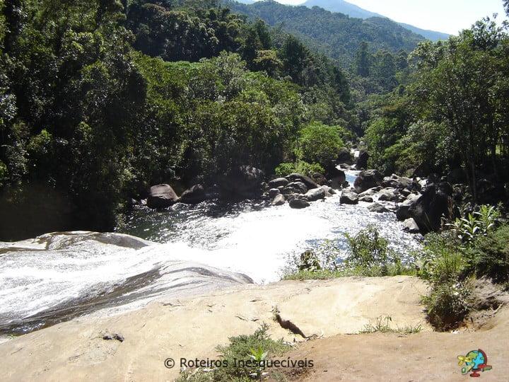Cachoeira do Escorrega - Visconde de Maua
