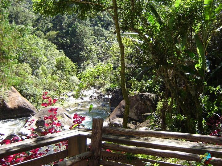 Jardim das Aguas - Visconde de Maua