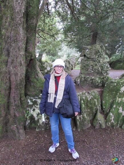 Jardim da Bruxa - Blarney Castle - Irlanda