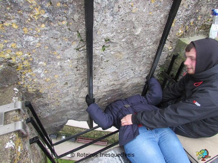 Pedra da Eloquencia - Blarney Castle - Irlanda