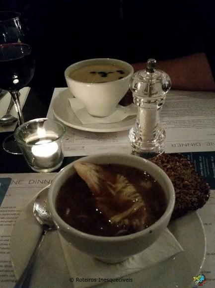 Restaurante - Cork - Irlanda