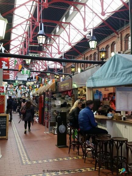 St George St Arcade - Dublin - Irlanda
