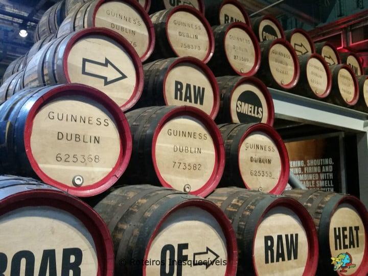 Guiness Storehouse - Dublin - Irlanda