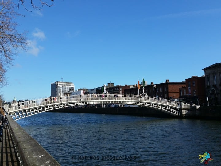 Ha Penny Bridge - Dublin - Irlanda