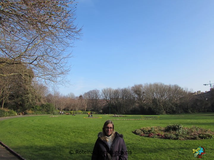 Merrion Square - Dublin - Irlanda